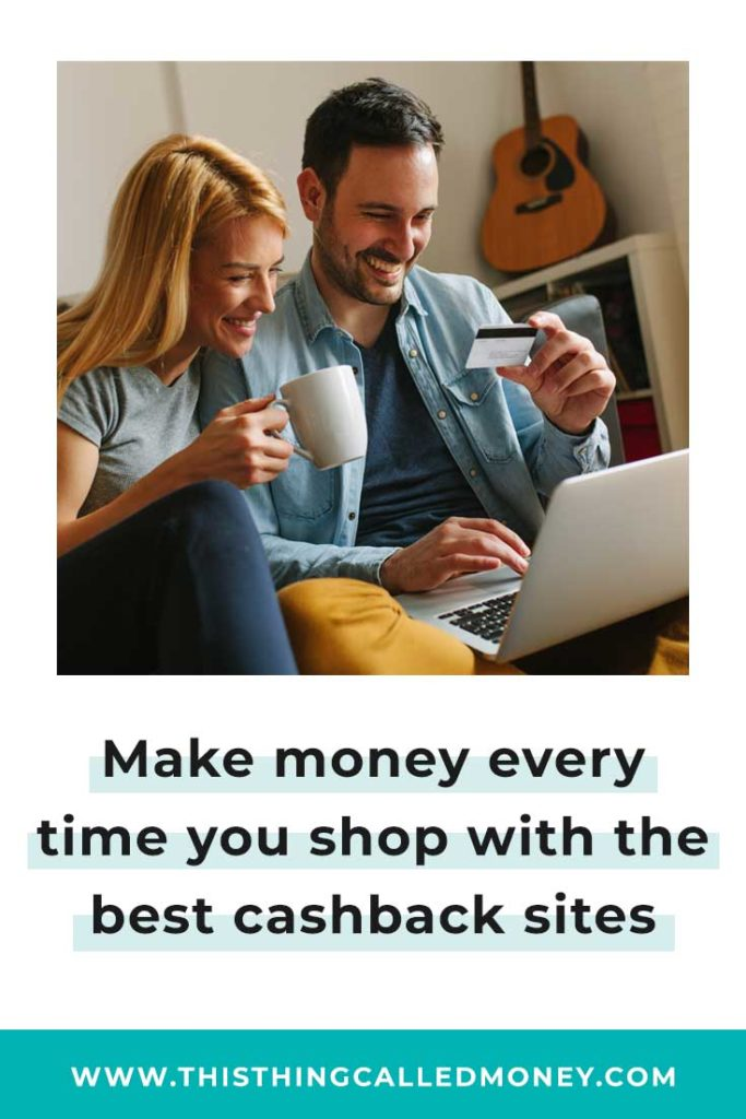 make money every time you shop with the best cashback sites